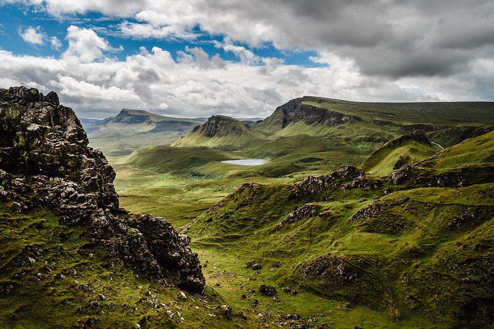 Quiraing Isle of Skye Scotland Bjorn Snelders Unsplash
