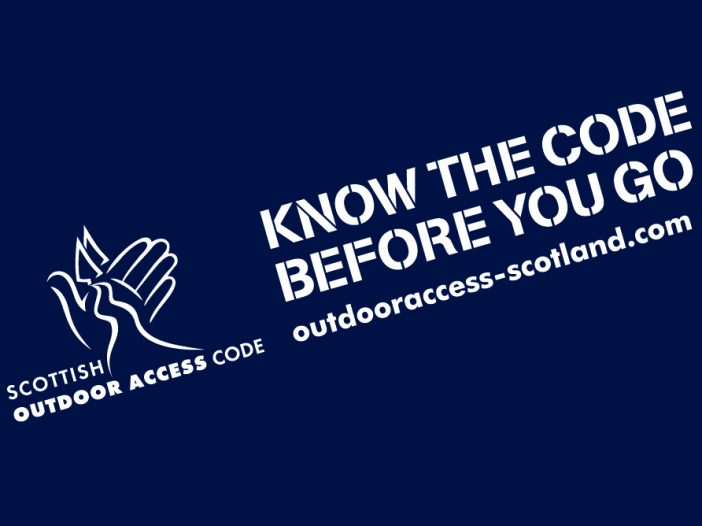 Know The Code Before You Go - Scottish Outdoor Access Code