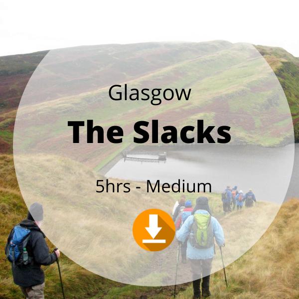 glasgow - The slacks - 5hrs - Medium